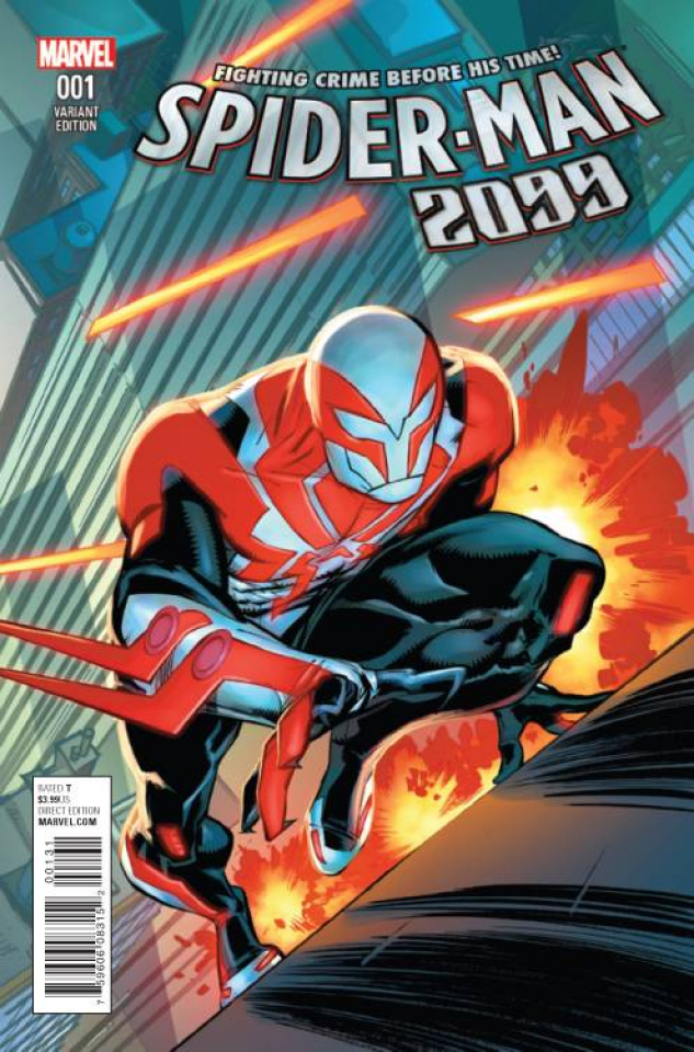 Spider-Man 2099 #1 (Variant Cover)