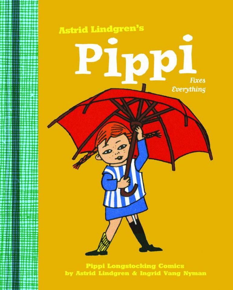 Pippi Longstocking Vol. 2: Pippi Fixes Everything