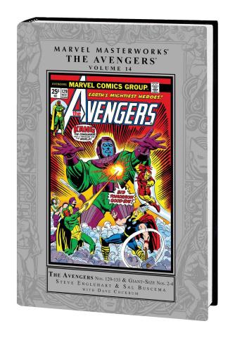 Avengers Vol. 14 (Marvel Masterworks)