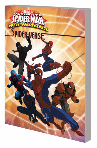 Marvel Universe: Ultimate Spider-Man - Spider-Verse Digest