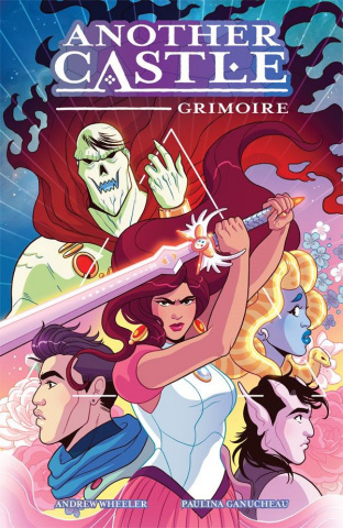 Another Castle: Grimoire Vol. 1