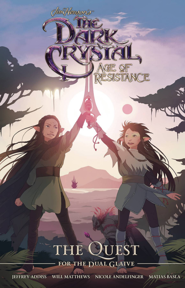 The Dark Crystal: Age of Resistance - The Quest for the Dual Glaive