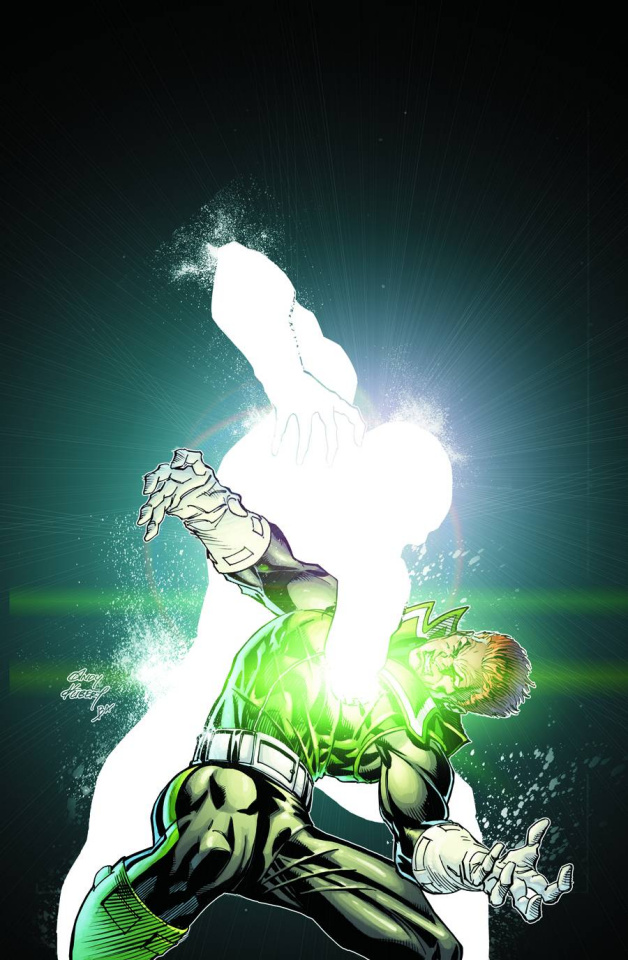Green Lantern Corps #17 (Kubert Cover)