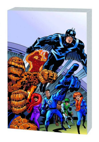 Essential Fantastic Four Vol. 4
