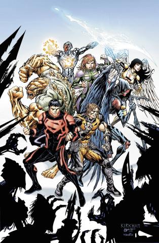 Legion Lost #14