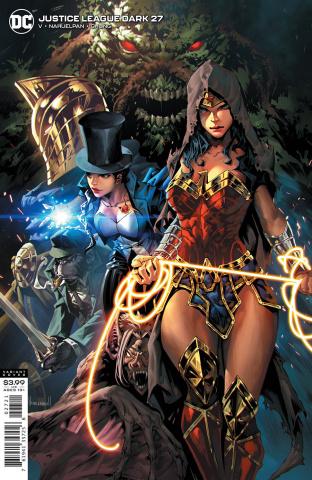 Justice League Dark #27 (Kael Ngu Cover)