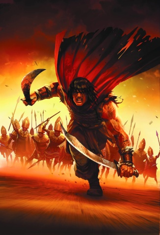 Conan the Avenger #7