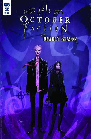 The October Faction: Deadly Season #2