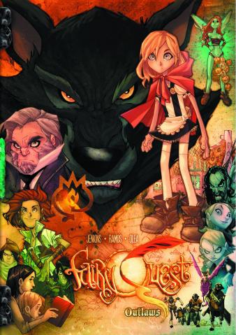 Fairy Quest #1