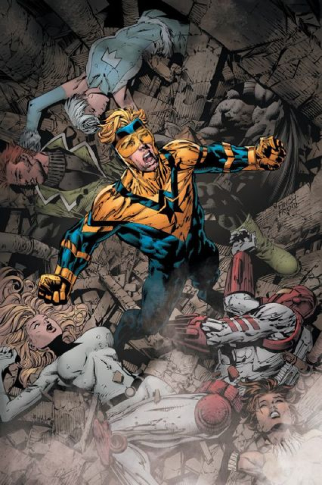 Justice League International #7