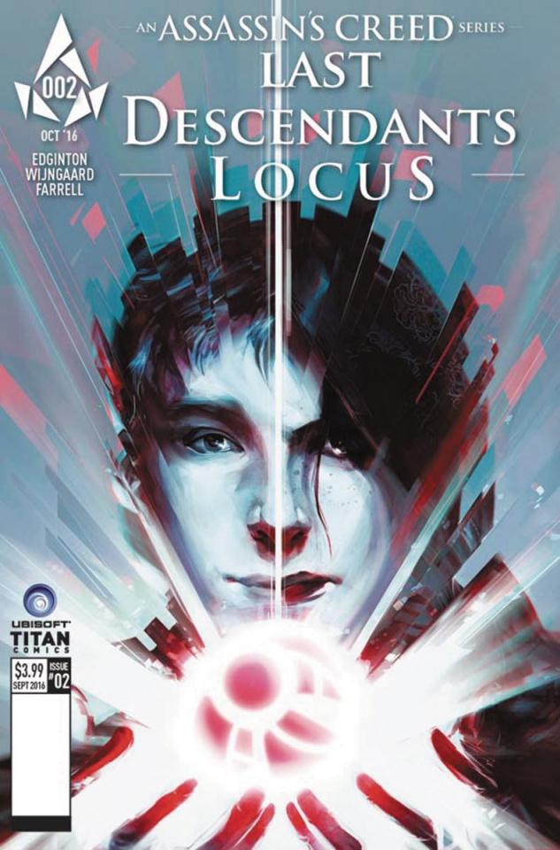 Assassin's Creed: Last Descendants - Locus #2 (Glass Cover)