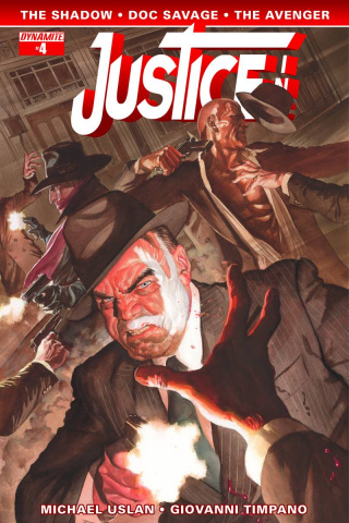 Justice, Inc. #4 (Ross Cover)