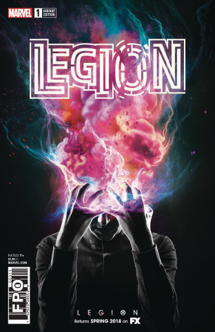 Legion #1 (TV Cover)