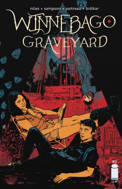 Winnebago Graveyard #2 (Sampson Cover)