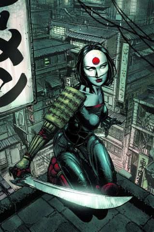 Katana Vol. 1: Soultaker