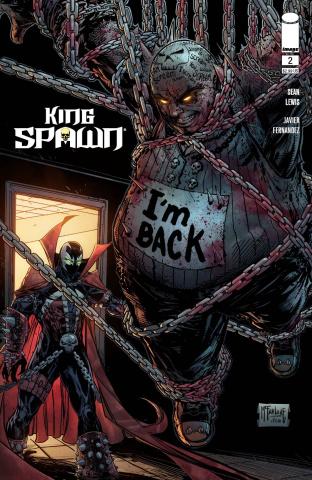 King Spawn #2 (McFarlane Cover)