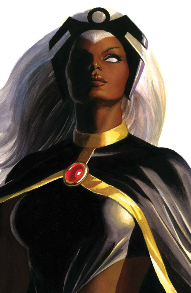 Giant Size X-Men: Storm #1 (Alex Ross Storm Timeless Cover)