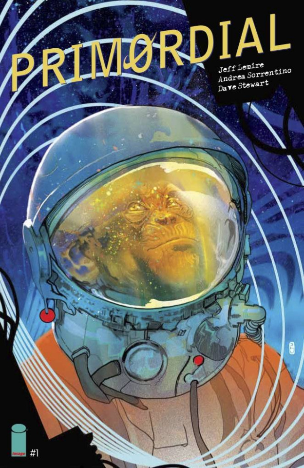 Primordial #1 (Ward Cover)