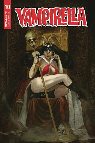 Vampirella #10 (Dalton Cover)