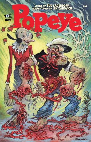 Popeye Classics #65 (10 Copy Cover)