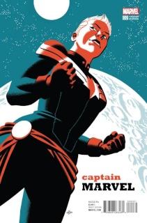 Captain Marvel #2 (Cho Cover)