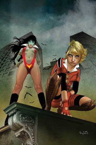 Vampirella #14 (30 Copy Gunduz Virgin Cover)