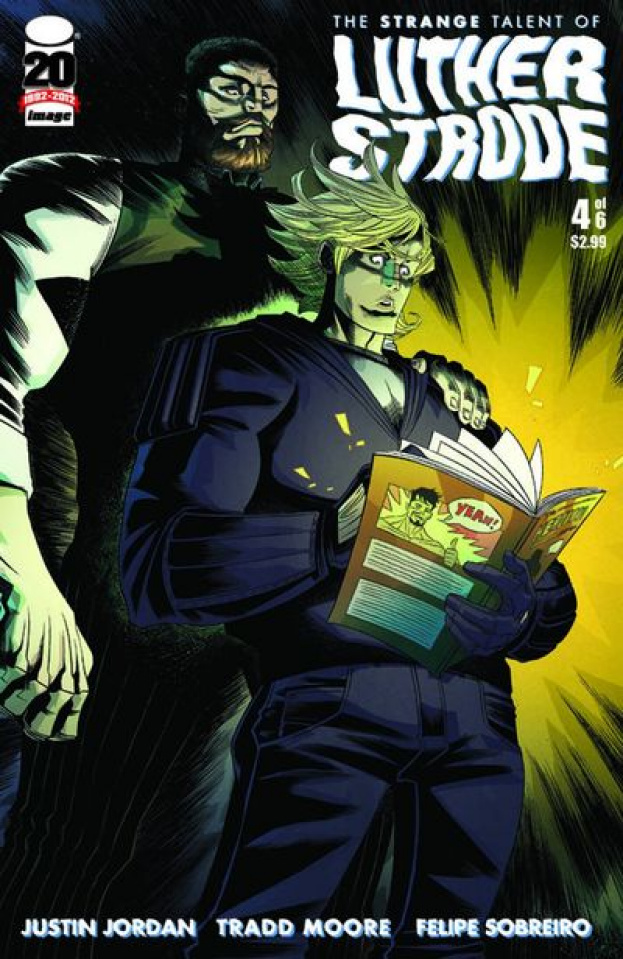 The Strange Talent of Luther Strode #4