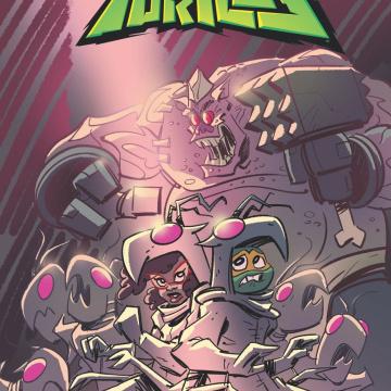 Rise of the Teenage Mutant Ninja Turtles #4 (Suriano Cover)