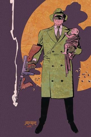 Green Hornet #1 (30 Copy Romero Virgin Cover)