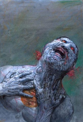 Bloodshot: Reborn #3 (10 Copy Pastoras Cover)