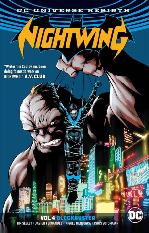 Nightwing Vol. 4: Blockbuster (Rebirth)