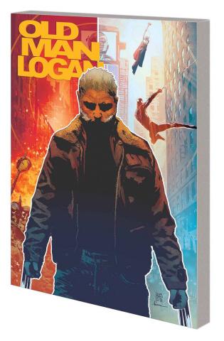 Old Man Logan Vol. 1: Berzerker