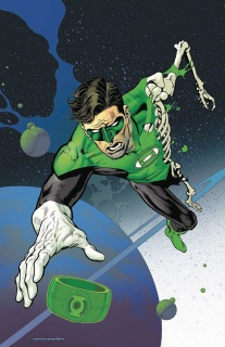 Hal Jordan and The Green Lantern Corps #8 (Variant Cover)