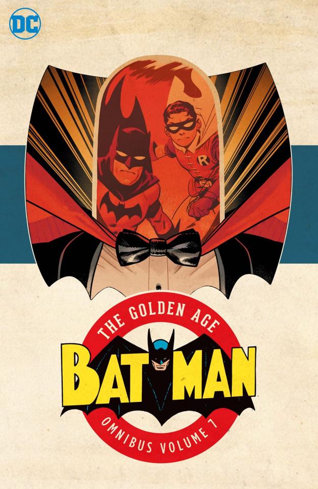 Batman: The Golden Age Vol. 7 (Omnibus)