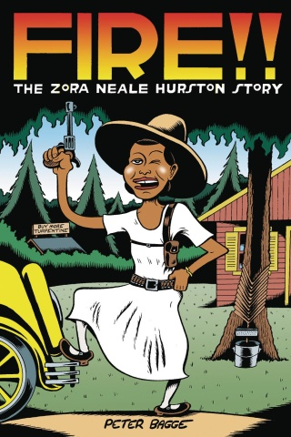 Fire!! The Zora Neale Hurston Story