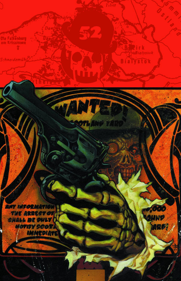 J.S.A. Liberty Files: The Whistling Skull #5