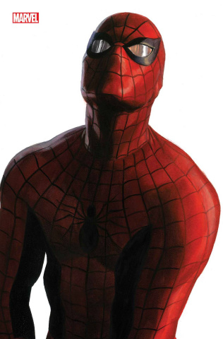 The Amazing Spider-Man #50 (Alex Ross Spider-Man Timeless Cover)