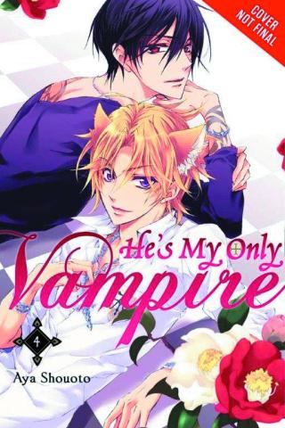 He's My Only Vampire Vol. 4