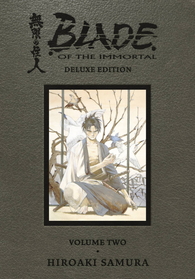 Blade of the Immortal Vol. 2 (Deluxe Edition)
