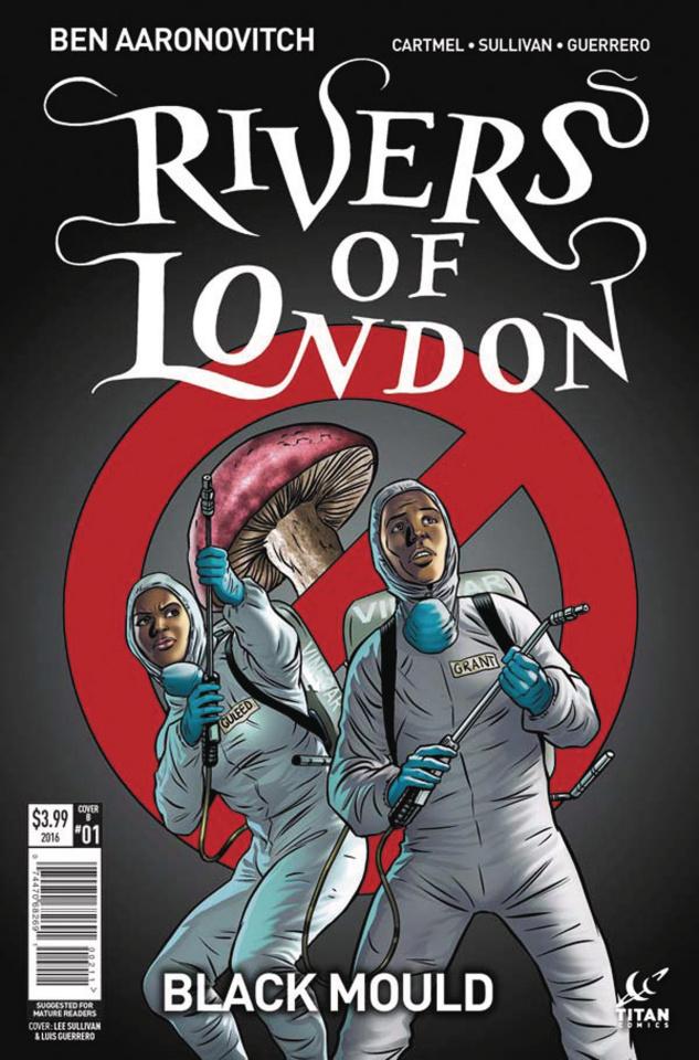 Rivers of London: Black Mould #1 (Sullivan Cover)