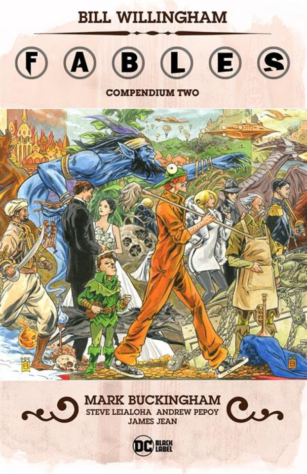 Fables Compendium Two