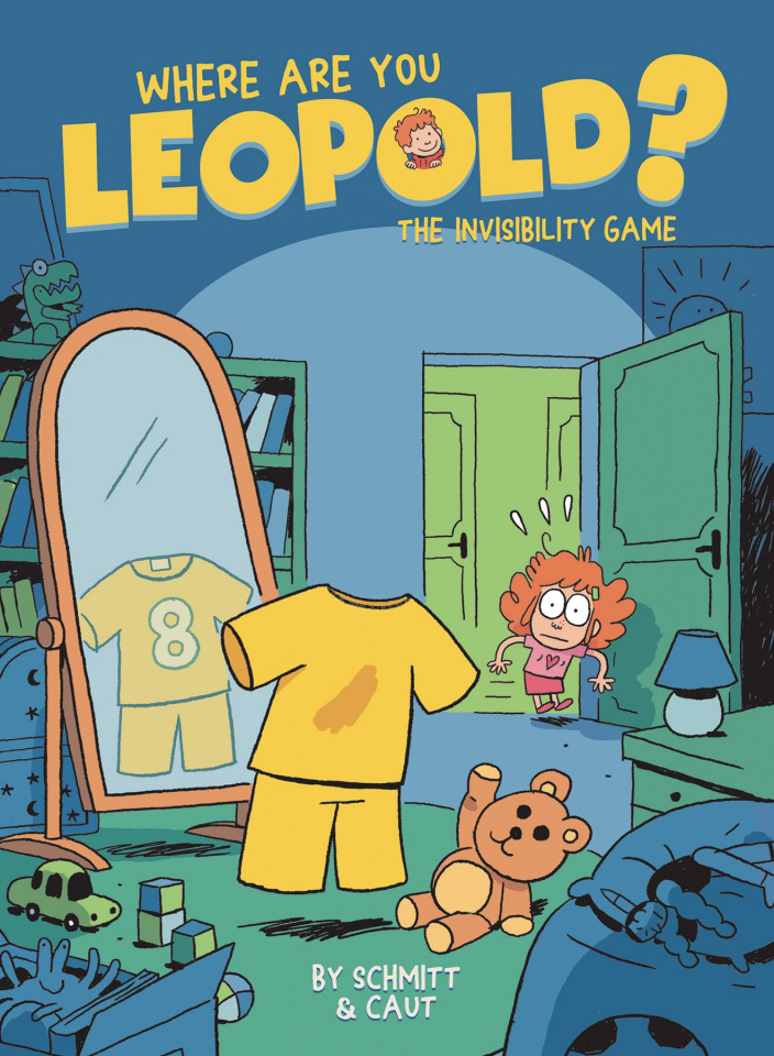 Where Are You Leopold? The Invisibility Game