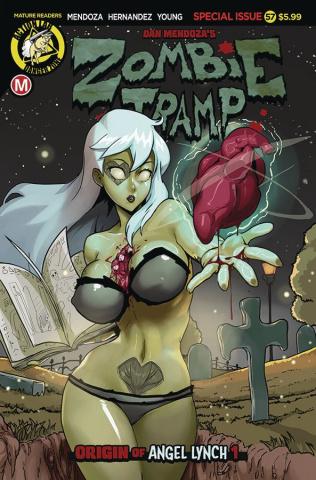 Zombie Tramp #57 (TMChu Cover)
