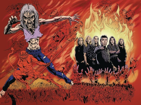 Rock & Roll Biographies: Iron Maiden