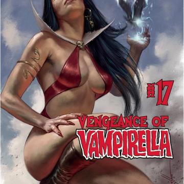Vengeance of Vampirella #17 (Parrillo Cover)