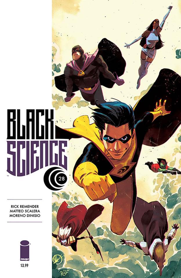 Black Science #28