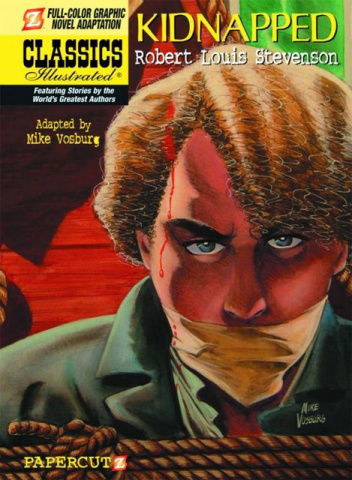 Classics Illustrated Vol. 16: Kidnapped