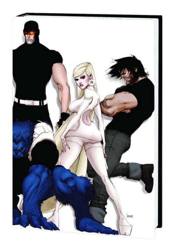 Astonishing X-Men: Xenogenesis Premiere Hardcover