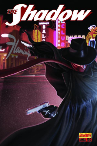 The Shadow Annual 2013