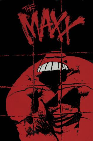 The Maxx: Maxximized #20 (Subscription Cover)